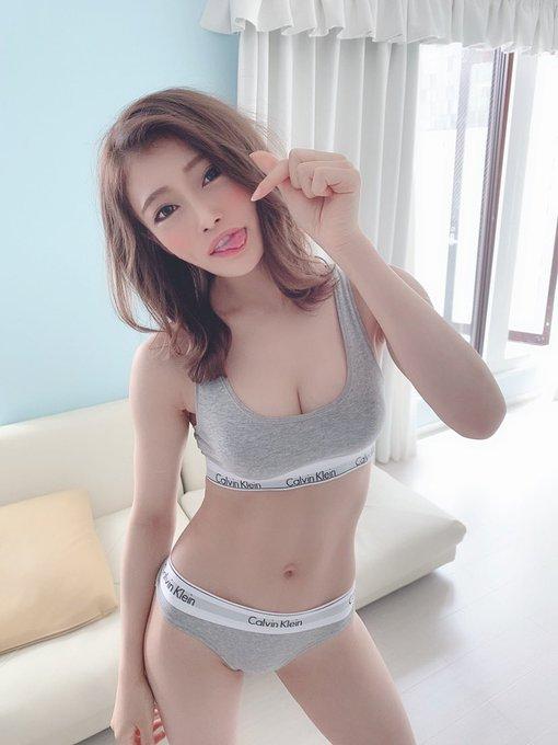 AV女優七海ひなのTwitter自撮りエロ画像49