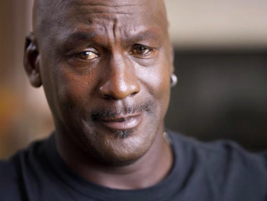 Nice Kicks On Twitter Don T Michael Jordan Still Got His Hoop Earring In Https T Co 3bj91luc8v