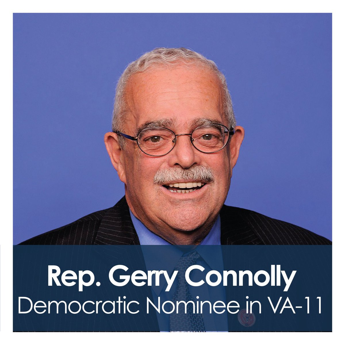 Congratulations @GerryConnolly! gerryconnolly.com