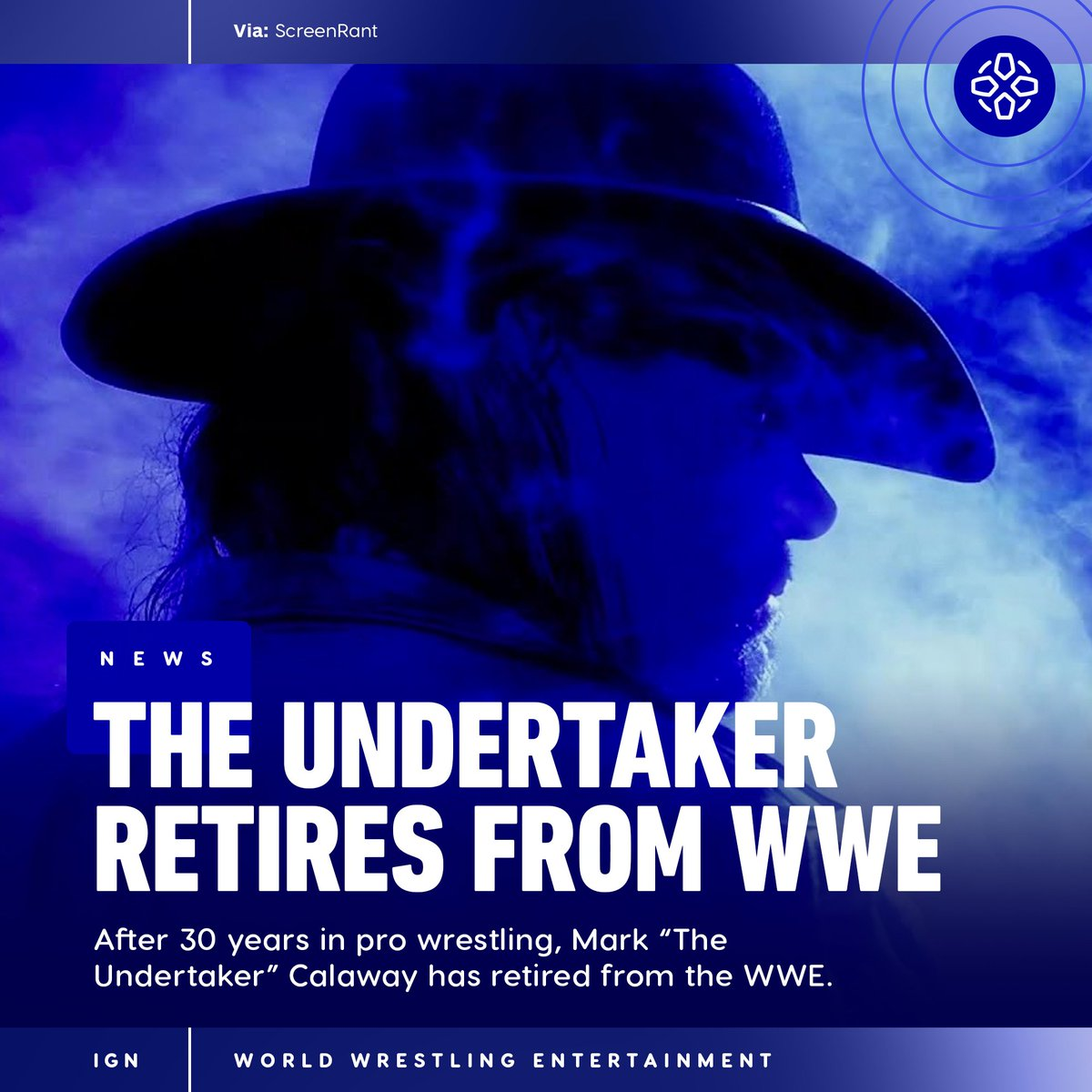 """In the WWE docuseries Undertaker: The Last Ride, Mark Calaway said his Boneyard Match with AJ Styles at WrestleMania 36 was the """"perfect ending"""" to his career. https://bit.ly/37WE9Cnpic.twitter.com/5LKS8n4Nqs  by Lance Storm"""