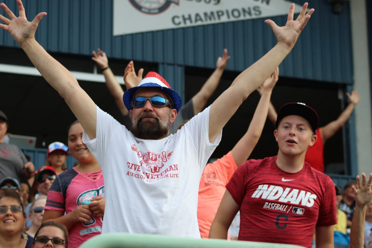 Show us your Scrappers gear for Opening Day at home....Need some new merch?! Shop here-->> https://t.co/c95pPfR9Wv #openingdayathome #goScrappers #MVtoCLE https://t.co/VIAhe0IEuo