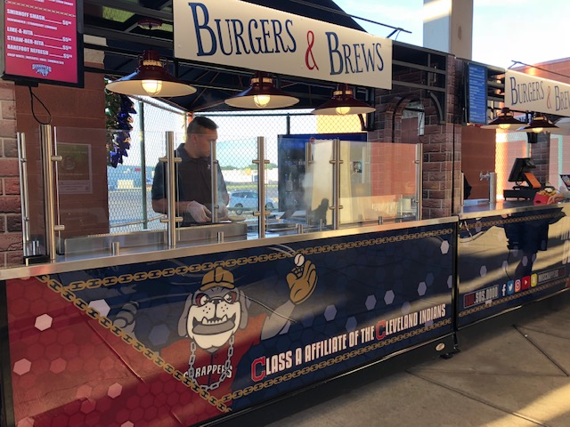 We miss ballpark food at Eastwood Field! What's your favorite? #openingdayathome #GoScrappers #MVtoCLE https://t.co/5wgUTDAYFi