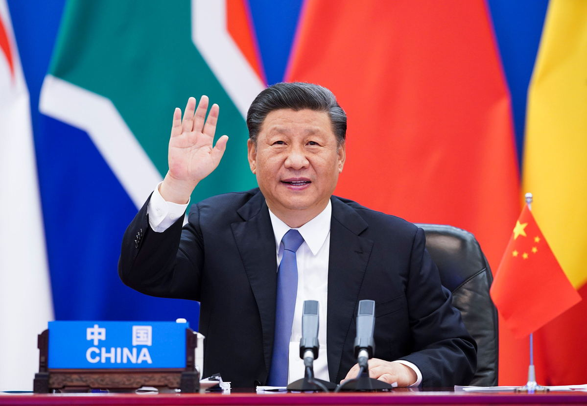 African leaders and experts hailed President Xi Jinping's speech at the Extraordinary China-Africa Summit on Solidarity Against COVID-19, in which he said that cooperation between China & Africa in the Covid-19 fight embodies a China-Africa community with a shared future. #CAEXPO https://t.co/mPOCtYvLxg