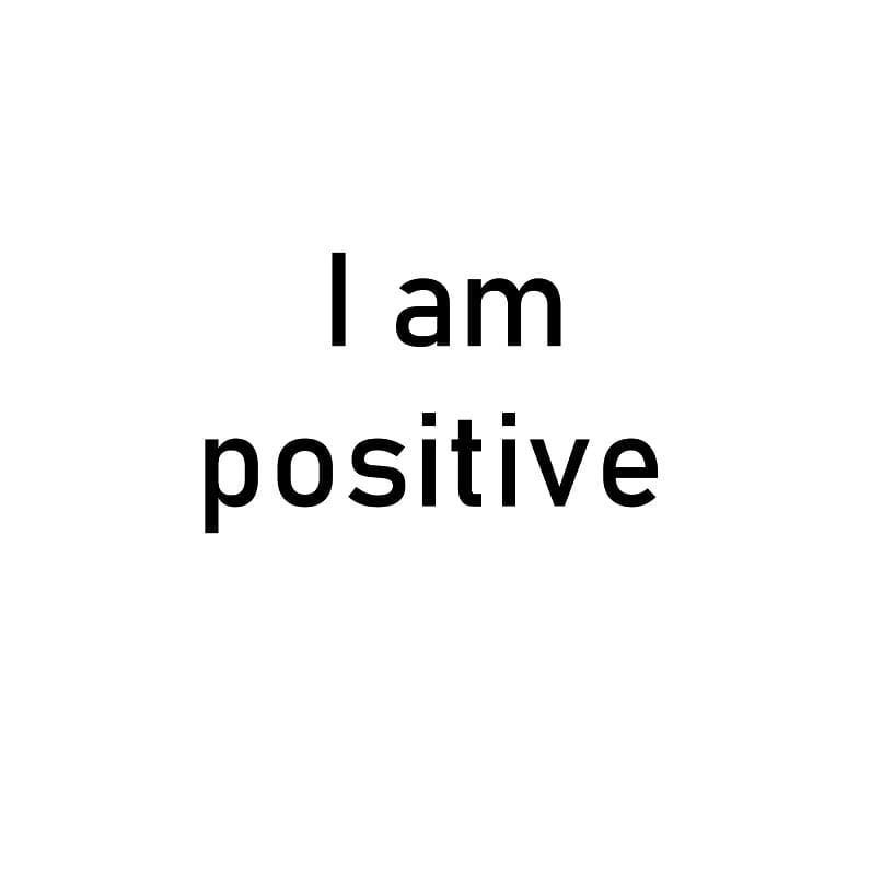 I am positive . . . . . #vidyasury #affirmations #dailyaffirmations #positivevibes #mindfulness #selflove #selfcare #personaldevelopment #instadaily #collectingsmiles https://t.co/9x592QfDnn https://t.co/nTAXDE6uCo