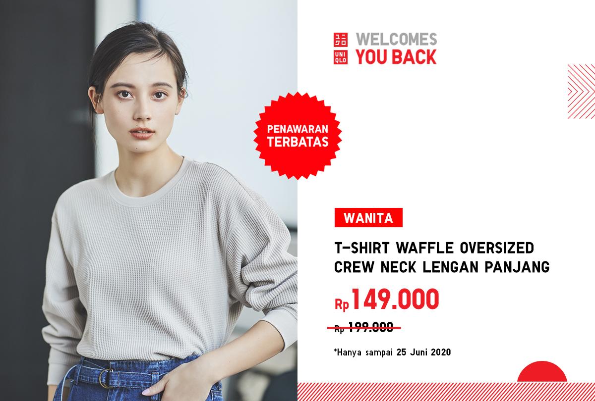 Uniqloindonesia On Twitter Dapatkan Penawaran Terbaik Minggu Ini Untuk Pilihan Oversized T Shirt Dan Celana Legging Wanita Untuk Lengkapi Gaya Rileks Nan Kasualmu Https T Co Oa9oeljq8f