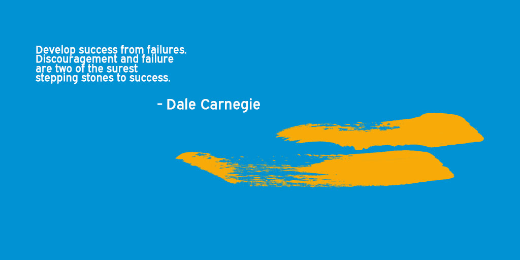'Develop success from failures. Discouragement and failure are two of the surest stepping stones to success.' - Dale Carnegie  Come and join us at @DigitalU_   Learn more: https://t.co/XzBIy9eeqt  #WednesdayWisdom https://t.co/2g7H1iVqiF
