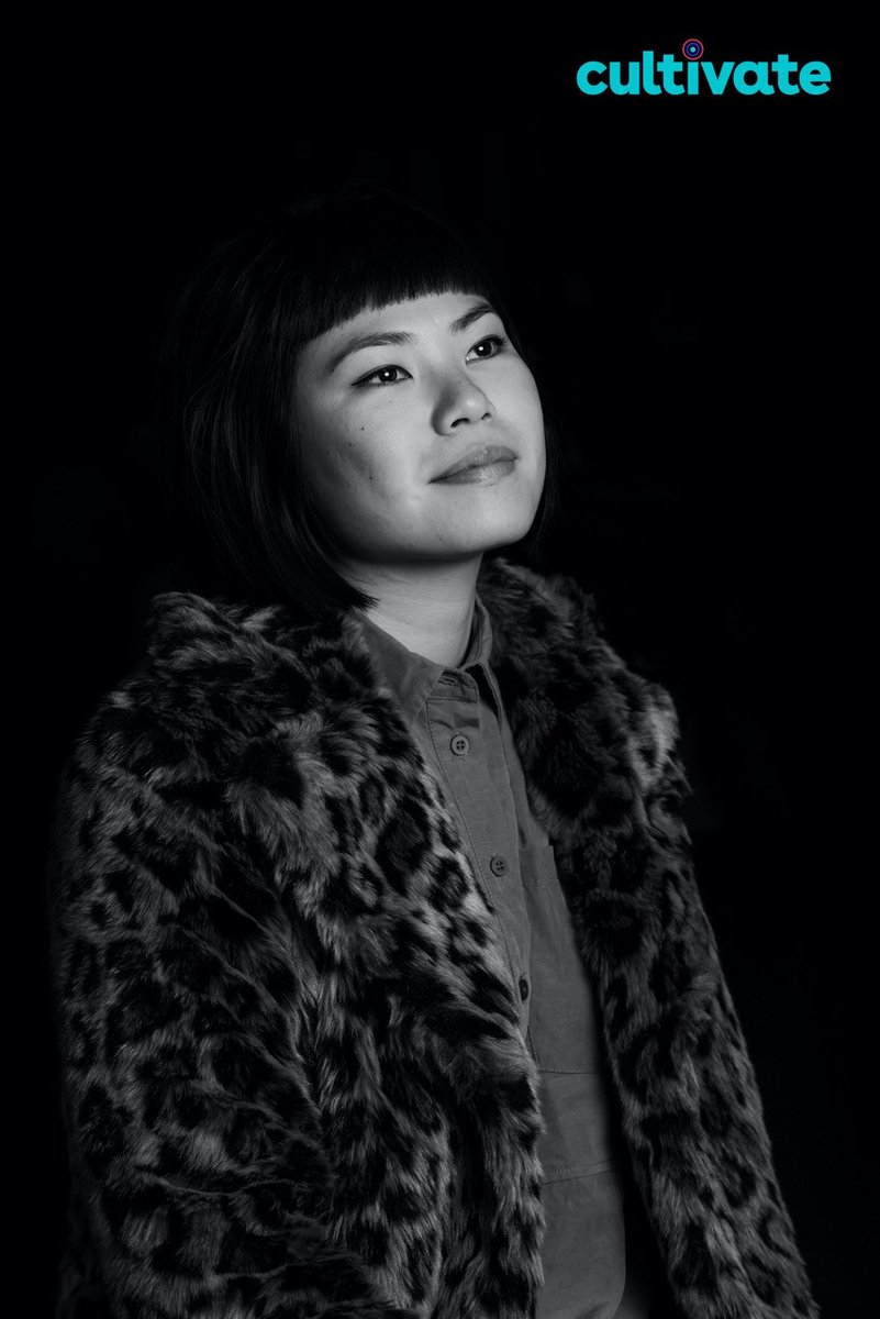 """The amount of care, effort & time invested in me as a Cultivate participant has been tremendous and hasn't gone unnoticed."" - Paige X. Cho - Senior Music Strategist, Bolster (@bolsterco)   @WomenVictoria https://t.co/BdeSepeu8F https://t.co/0wEySIIaSl"