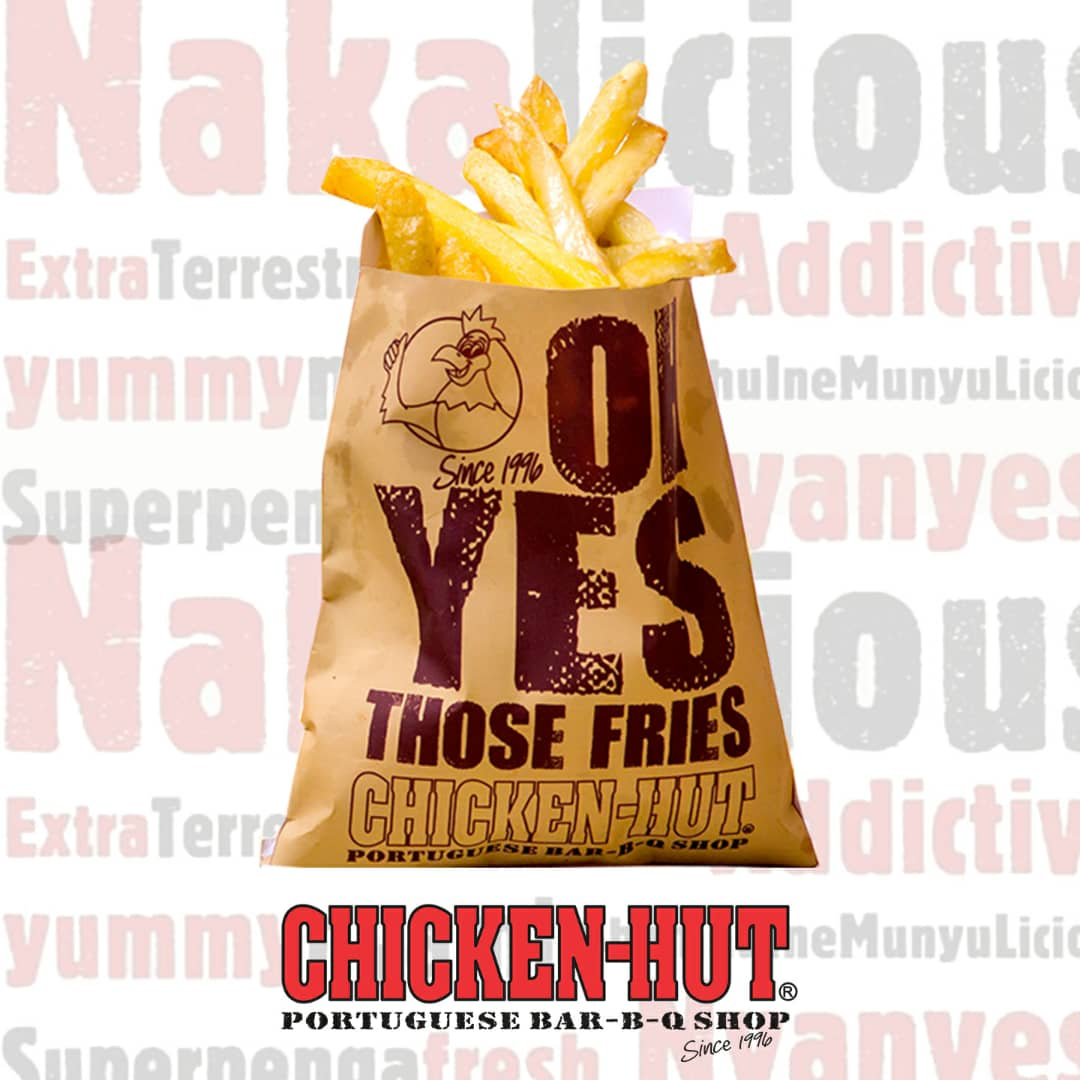 Tag someone you know who is addicted to our fries we could surprise them with a treat to beat the craving🐔♥️  #IdyaChickenHut #BestFriesInZim  #ZimbabweansMustrise https://t.co/RzEkc52Q4n