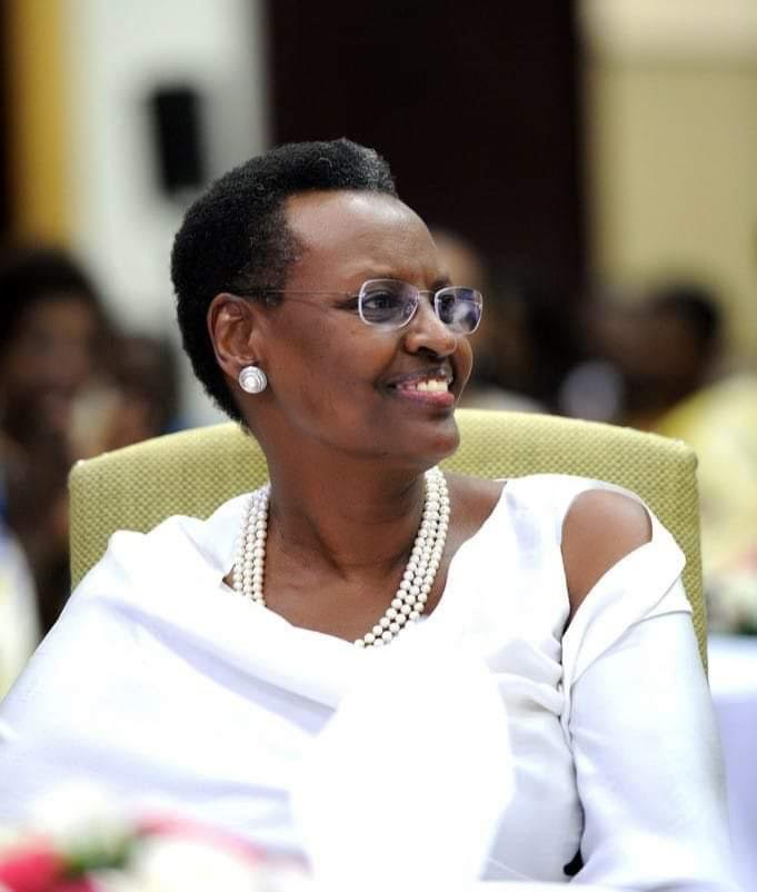 On Maama @JanetMuseveni s birthday this 24th of June, I would like to congratulate her. I thank her for being a rock to our family and mother to our larger family of Uganda. May God continue to bless and keep her.