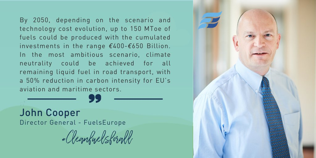 NEWS: GAMA welcomes @FuelsEurope's recently unveiled pathway to climate neutrality by 2050 by EU refiners. GAMA has been advocating for such efforts to broaden the availability of Sustainable Aviation Fuel (#SAF) for General and Business Aviation https://t.co/VKAHfFtEt4