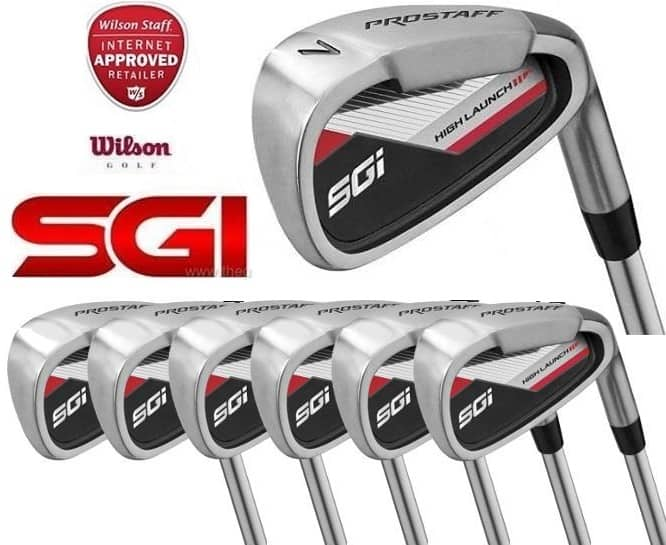 New to the game & dont want to spend a fortune!? Then check of these Wilson SGI Irons.......ideal for a beginner!! ow.ly/dnh150AfVy9