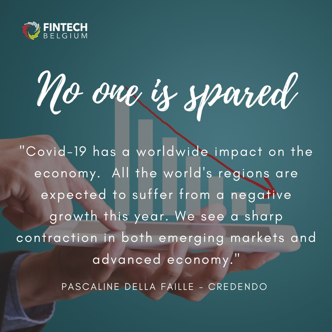 - QUOTE OF THE DAY - By Pascaline della Faille from @CredendoEN, during our 10th #webinar session on #CreditRisk Management.  During our next webinar on Friday, June 26th at 14:00, we will focus on #Healthy Financials! Register now!  https://t.co/KJ7GvNLgxC https://t.co/C2lubqfWIx