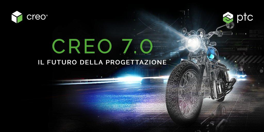 Vi presentiamo Creo 7.0. Voi vi concentrate sulla creazione dei prodotti e #Creo7 semplifica il lavoro grazie a miglioramenti chiave a livello di produttività per il mondo in rapida evoluzione della progettazione. https://t.co/yGrnsUfhN8 https://t.co/KxjLOk17WB