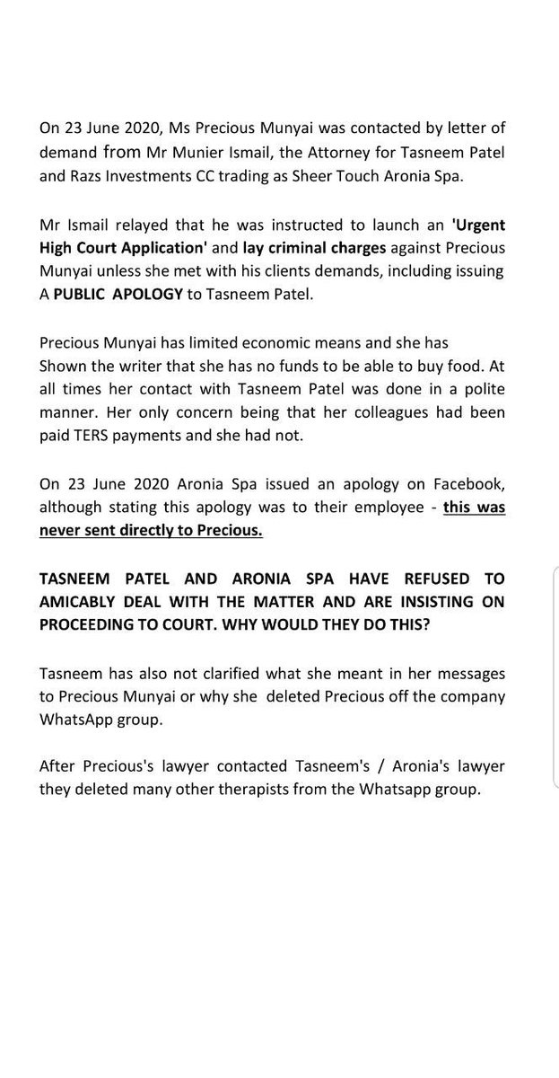 Let's make this go viral!!!! #JusticeForPrecious
