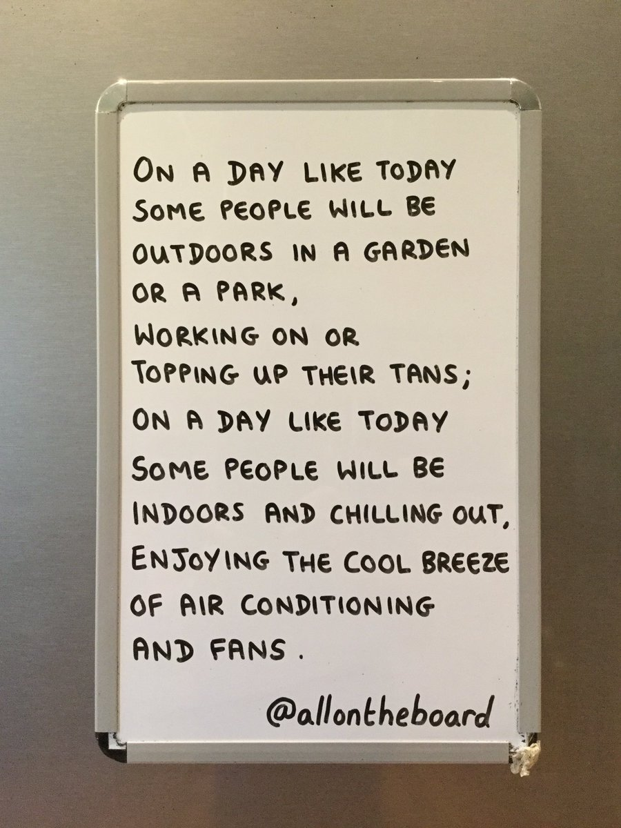 On a day like today, which one are you? @allontheboard #HotWeather #Weather #allontheboard