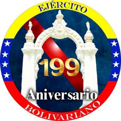 #HOY La Tripulación del @ARB_CANB Felicita a las Damas y Caballeros de Nuestro Glorioso @somos_ejercito en su 199° Aniversario, Forjador de Libertades, BZ,  Venceremos... #LealesSiempreTraidoresNunca @vladimirpadrino @CeballosIchaso @EJB_CAV @ejb_caveav @PrensaFANB @Libertad020 https://t.co/BYCMmtlKLg