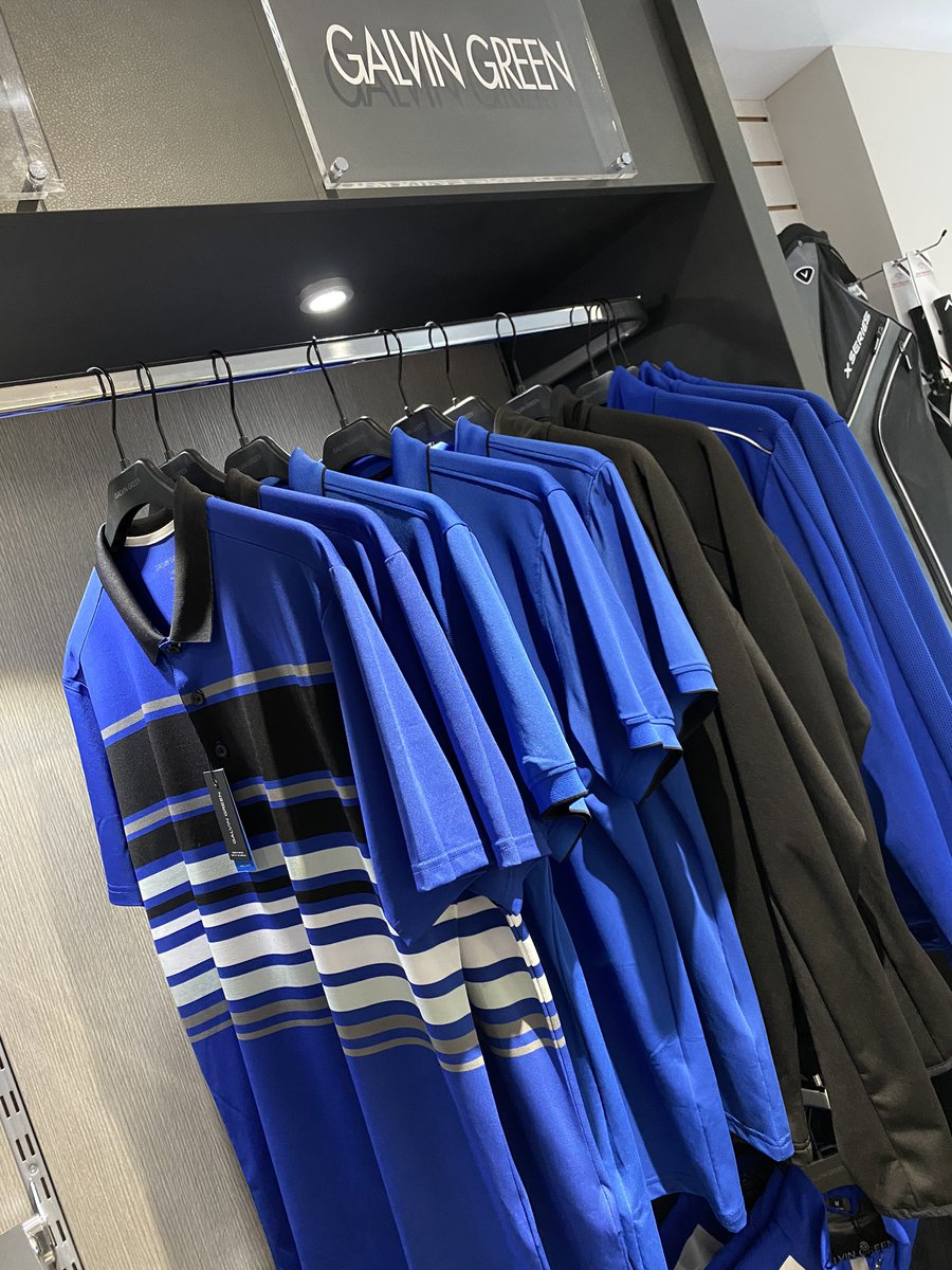 When it's hot this is when @galvingreen really comes in with the amazing Ventil8+ moisture wicking technology keeps you cool & dry! #galvingreen