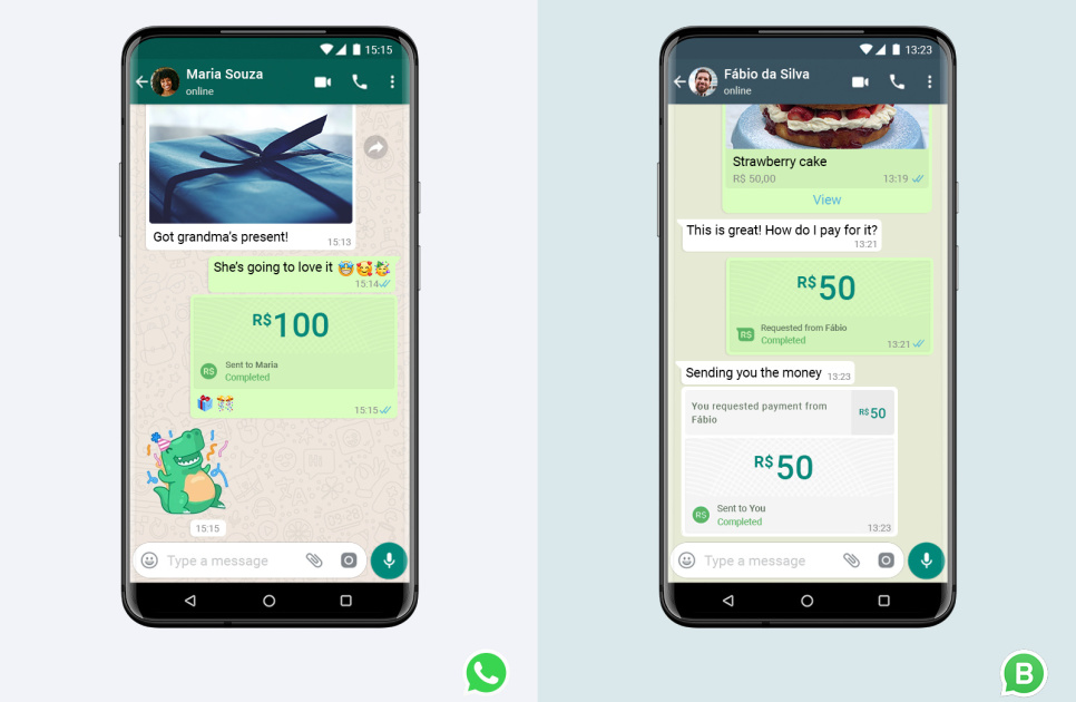 Brazil's Central Bank forces WhatsApp to suspend mobile payments