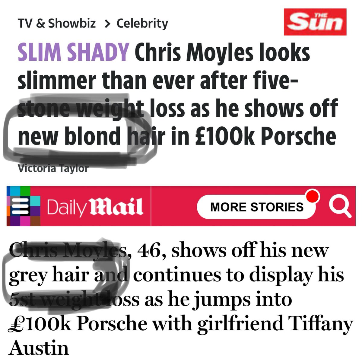 It's actually 'White Blonde'...