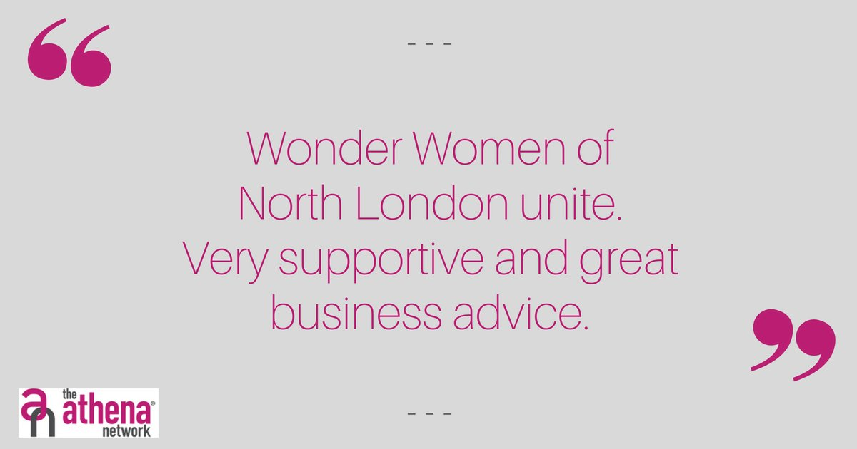 It is so great to hear your feedback. Especially when it's as positive as this!  If you would like to share your experience, please feel free to leave us a review.  #whattheysayaboutus #Reviews #FeedbackFriday #NorthLondon #womensnetworking  #womeninbusiness #athenanetwork https://t.co/3NHKLMZRfS