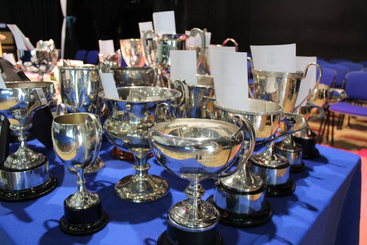 Our Prize-Giving ceremony, which was due to take place tomorrow, is unable to go ahead due to the Lockdown. Instead we will be sending parents an email tomorrow at 9am containing a link to our Virtual Prize-Giving 2020 ceremony. Well done to all our prize winners. #WeAreHutchie https://t.co/OlIohUcaTd