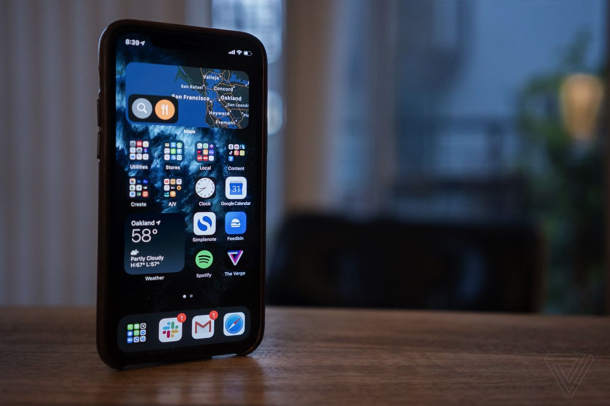 With iOS 14, Apple is finally letting the iPhone home screen get complicated