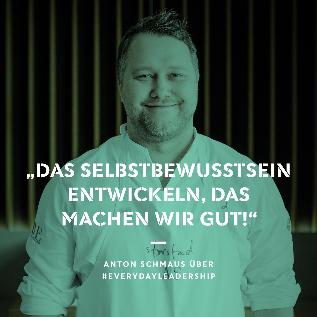 """#LeadershipTALK w/ Anton Schmaus❗ 👨🍳 Der Gastronom mit einem Stern im Guide Michelin und """"vier Sternen"""" auf der Brust 🇩🇪⭐  ➡️ https://t.co/jPwcgKrxYY #DFBAkademie #Schmaus @DFB_Team https://t.co/2Tp2Y7ao4p"""