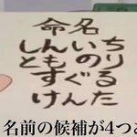 『クレヨンしんちゃん』でお馴染みの「野原しんのすけ」!どうしてこの名前になったか、あなたは知ってる?
