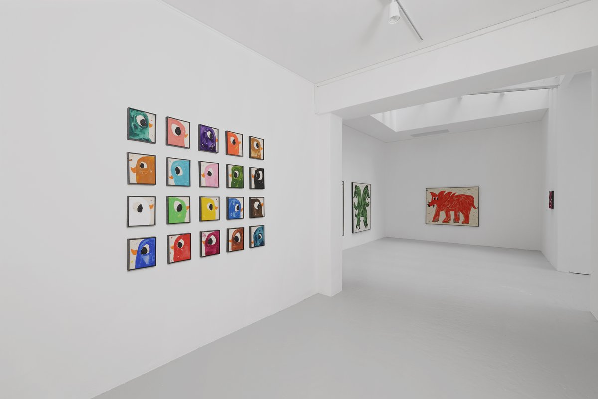 [G a l l e r y] #Semiose (@b_porcher) inaugurates its new gallery space with a stunning solo show of artist #SzabolcsBozo  Check it out before August 1!  #artbrussels #semiosegalerie #contemporaryart Images credit: Photo A. Mole. Courtesy Semiose, Paris<br>http://pic.twitter.com/rCw52MWEOM