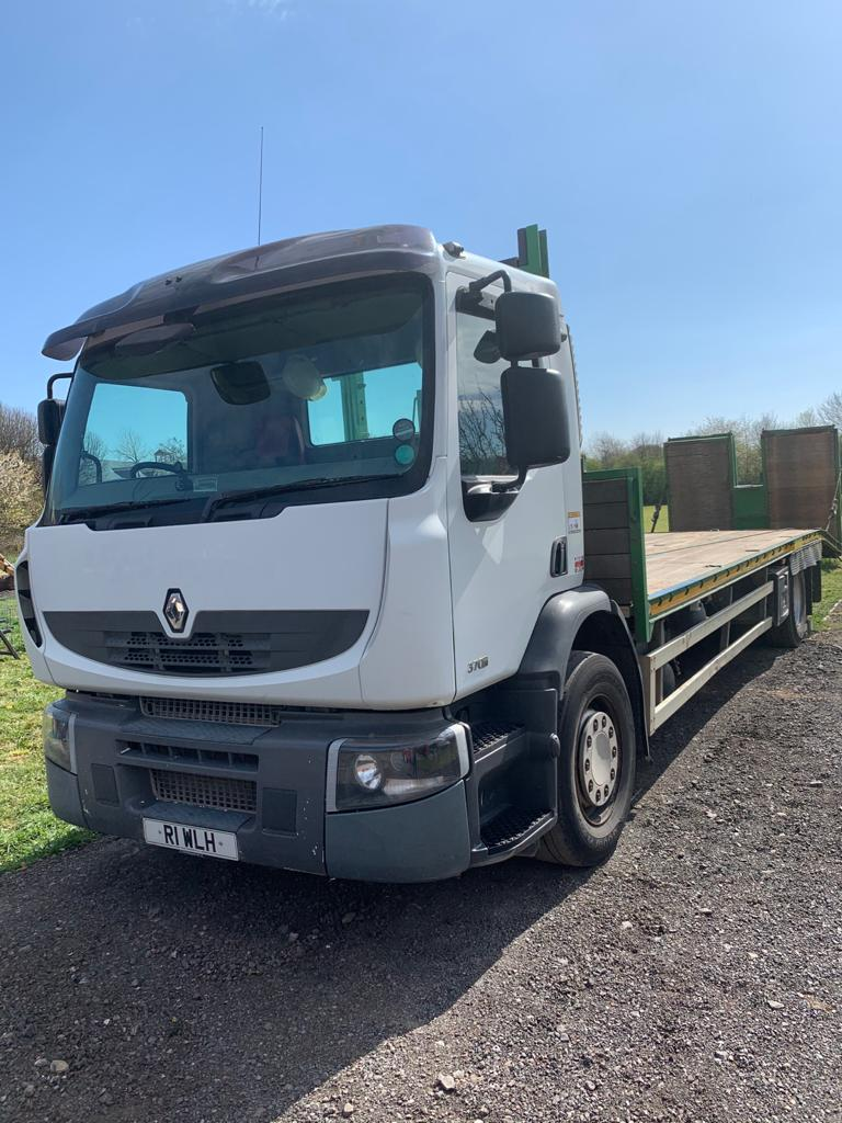 Cross Heights Truck Parts Ltd On Twitter For Sale 2007 Renault Premium 370hp Optidriver Auto 26ton Rigid Beavertail Plant Truck For More Information And Pictures Please Click Here Https T Co Wlub2igi9s Renault Renaultpremium Trucks