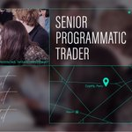 LIVE ROLE🔥@Captify is searching for a Senior Programmatic Trader to join our Trading & Operations Team in Paris. The candidate should be passionate about digital advertising, problem-solving & hitting client KPIs. Find out more & apply👉 https://t.co/239l5CIMZ1 #CaptifyCareers