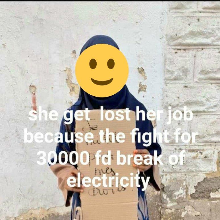 #Djibouti Des fois je ne sais pas qui blâmé entre les militants chevronnés qui font preuve de mauvaise foi en défendant l'indéfendable contre vent et marée ou le système  qui les a éduqué à faire de la lèche pour avancer. #OuiPourUneElectriciteMoinsChere https://t.co/R3t4Mevm00