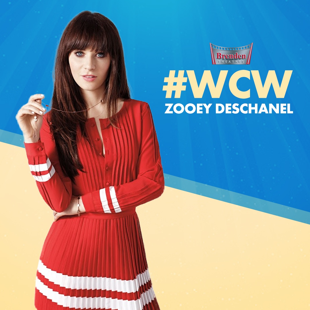 #WCW: Zooey Deschanel 😍 https://t.co/nqlhWCufHx