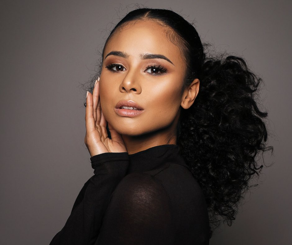 Olin-Shae De La Cruz (26) comes from Bryanston, Gauteng and is in her final year of a bachelor's degree in Business Administration in Media Operations Management at Boston Media House.