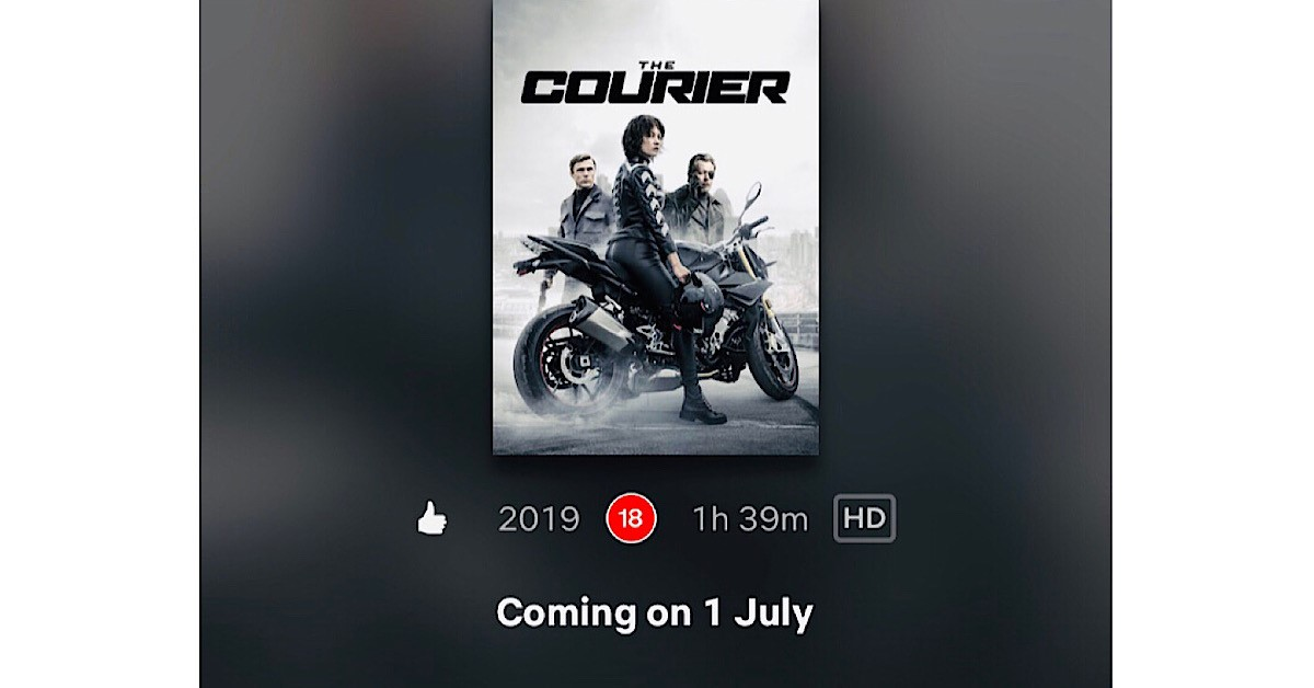 ⏰The Courier lands on Netflix in 1 week! ⏰  @OlyaKurylenko @GaryOldmanWeb @theamitshah  @DermotMulroneyO @williammoseley @AgnesonAlicia  @thecraigconway #thecourier @NetflixUK @netflix https://t.co/WnACvxNhtc