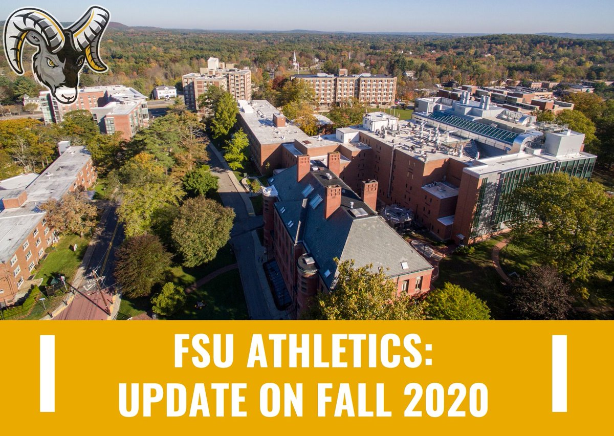 Message from FSU AD Tom Kelley: We are hoping to have athletics in the fall, and plan to have a final decision with additional specifics in early July. While it will certainly look different, we are confident that we will be able to provide a safe and competitive experience... https://t.co/VJTSllBq7L