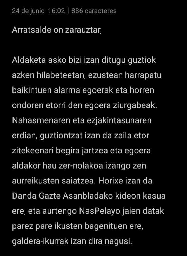 Aurtengo NasPelayo festan harira: https://t.co/Qg1tvVqsL4