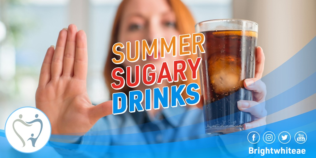think carefully when you choose your beverage some drinks can increase your risk of tooth decay.  #brightwhiteae #dental #dubai #jumairah #uae #abudabi pic.twitter.com/XI9EE1Awnb