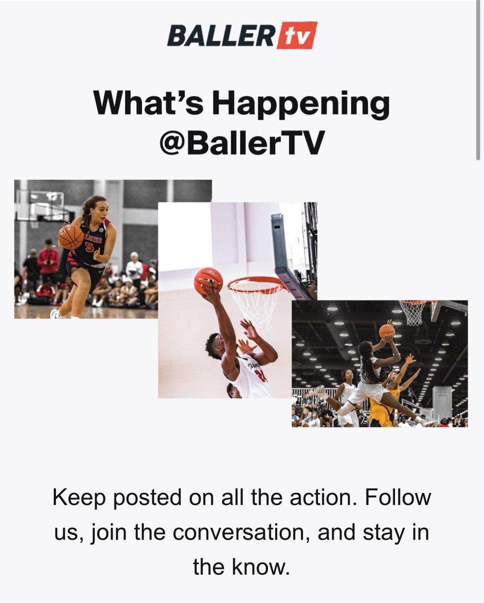 What's happening on Baller TV? Grace Talbot is happening. #wearepremier2020 https://t.co/oi4b5Y1g2j