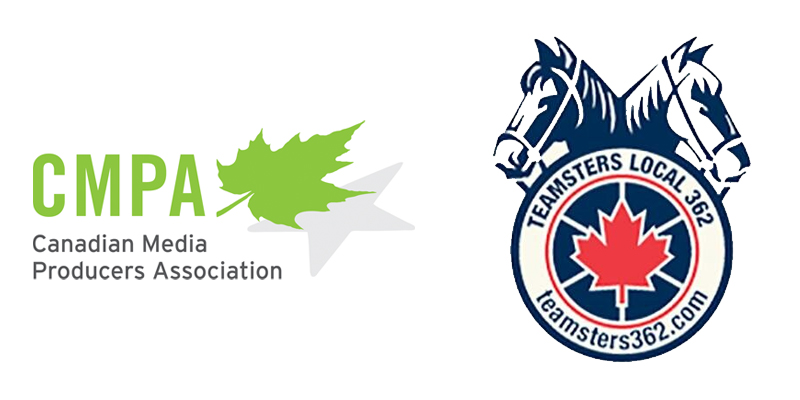 The CMPA and @teamsters362 have reached a new 3-year agreement that establishes the terms, conditions and rates for Alberta crewmembers.   This was the first Canadian production labour agreement completed virtually through Zoom.💻↔️💻  Joint press release: https://t.co/JiEcjwOW3g https://t.co/hUT1eEphBX