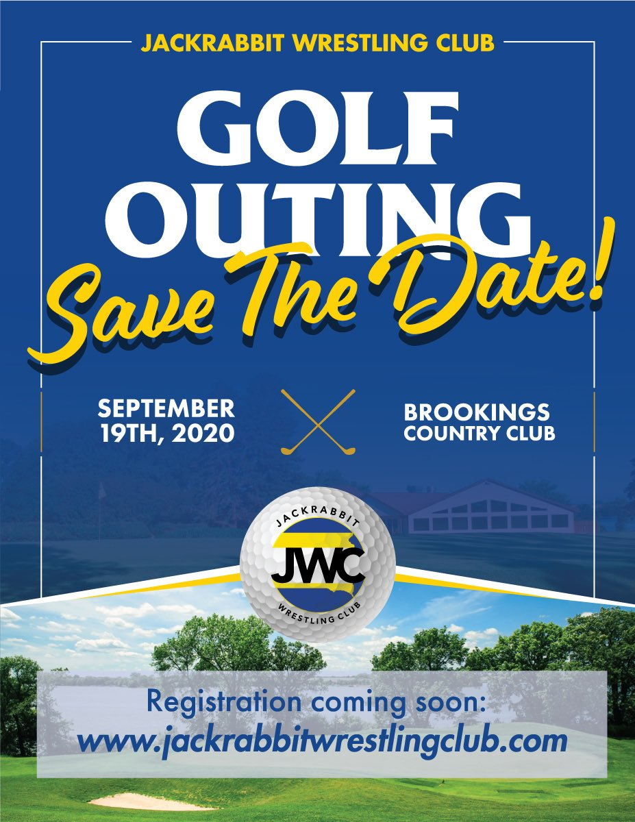 SAVE🏌️THE🏌🏻‍♀️DATE🏌🏼‍♂️  2️⃣0️⃣2️⃣0️⃣ JWC Golf Outing ⛳️   #GetJacked https://t.co/JjFsh3OsvT