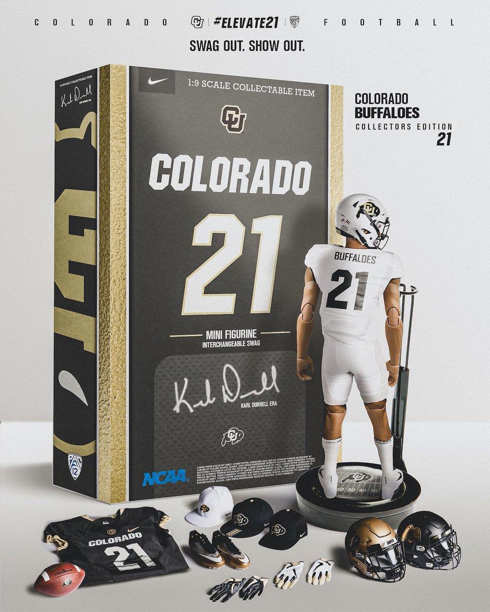 Got that Colorado 𝙨𝙬𝙖𝙜 🤘 #Elevate21
