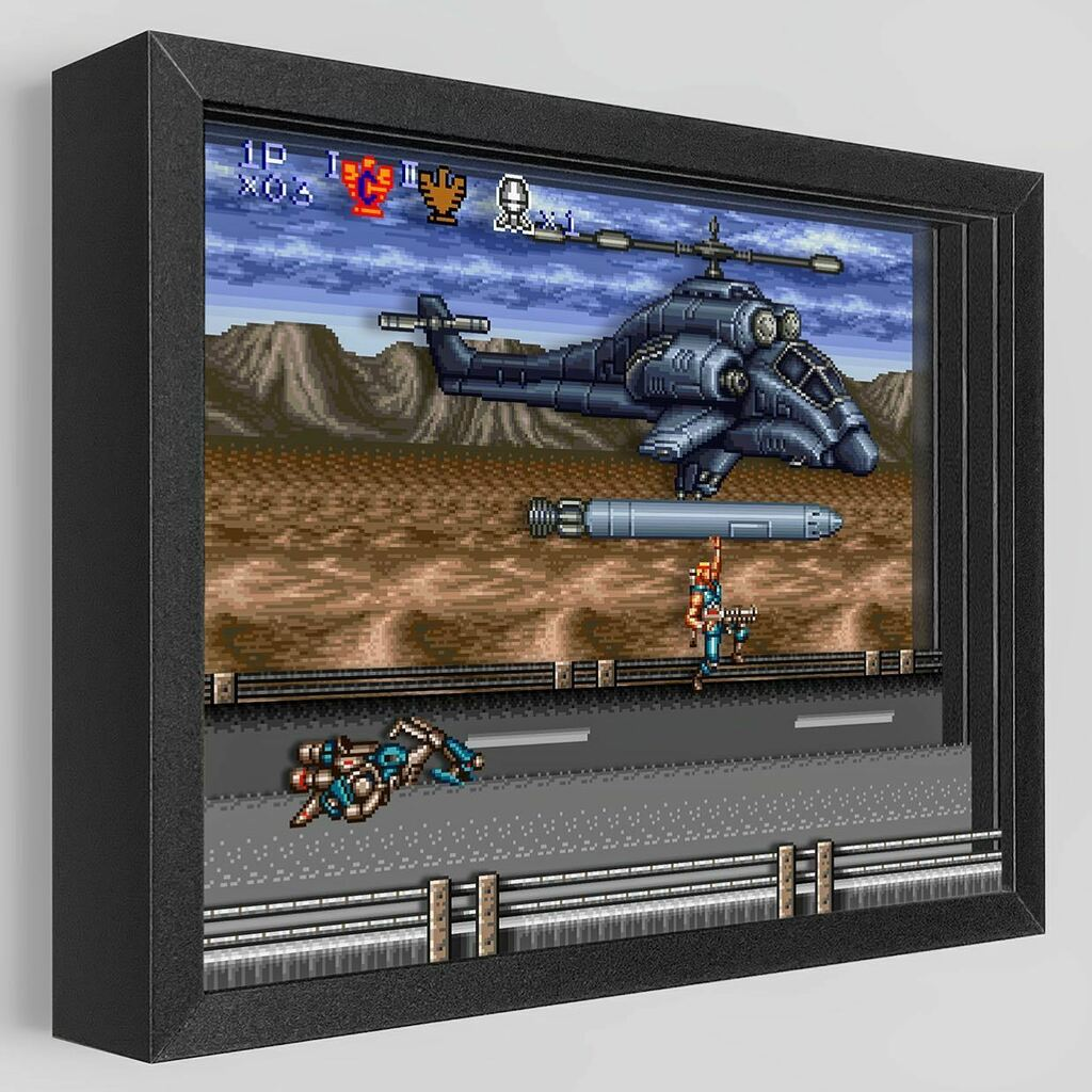 Ready for a Missile Ride? https://t.co/mI9bgyPr90  @konami #art #artwork #desktop #konami #contra #contraiii #alien #alienwars #snes #nintendo #nintendolife #game #gamer #gamerguy #gamergirls #gameboy #invasion #invader #new #official #redfalcon #helicopter #missile #ride https://t.co/5YRCuZmQSf