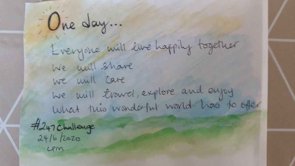 #247challenge from our very own sales guru Liza - #nationalwritingday @writeday @Legend_Press