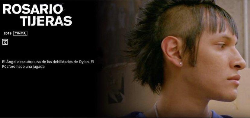 Preview del capítulo 3 de #RosarioTijeras con @Bruno_Coronel en portada. En Netflix puedes verlo también en #CTRLZ  #TalentoMV https://t.co/onZRx4a5TQ