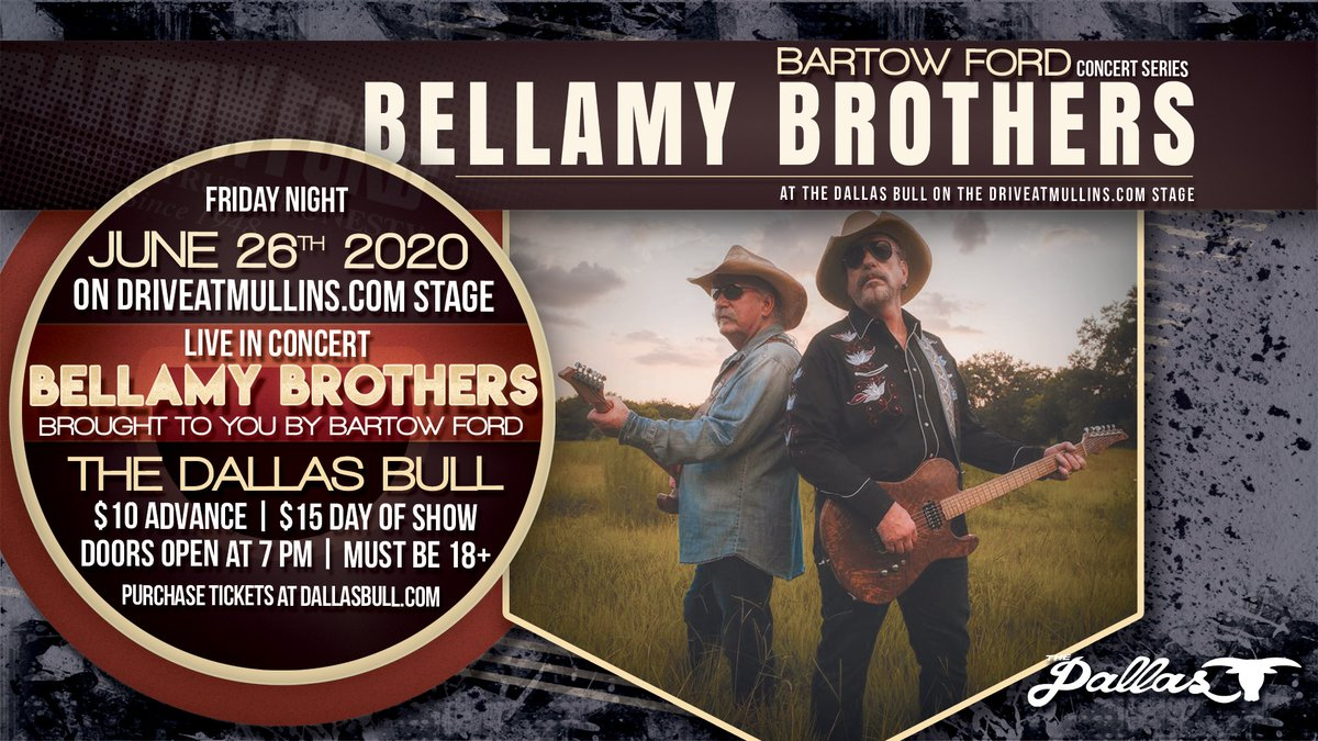There are a few tickets remaining: bit.ly/DallasBullJune…