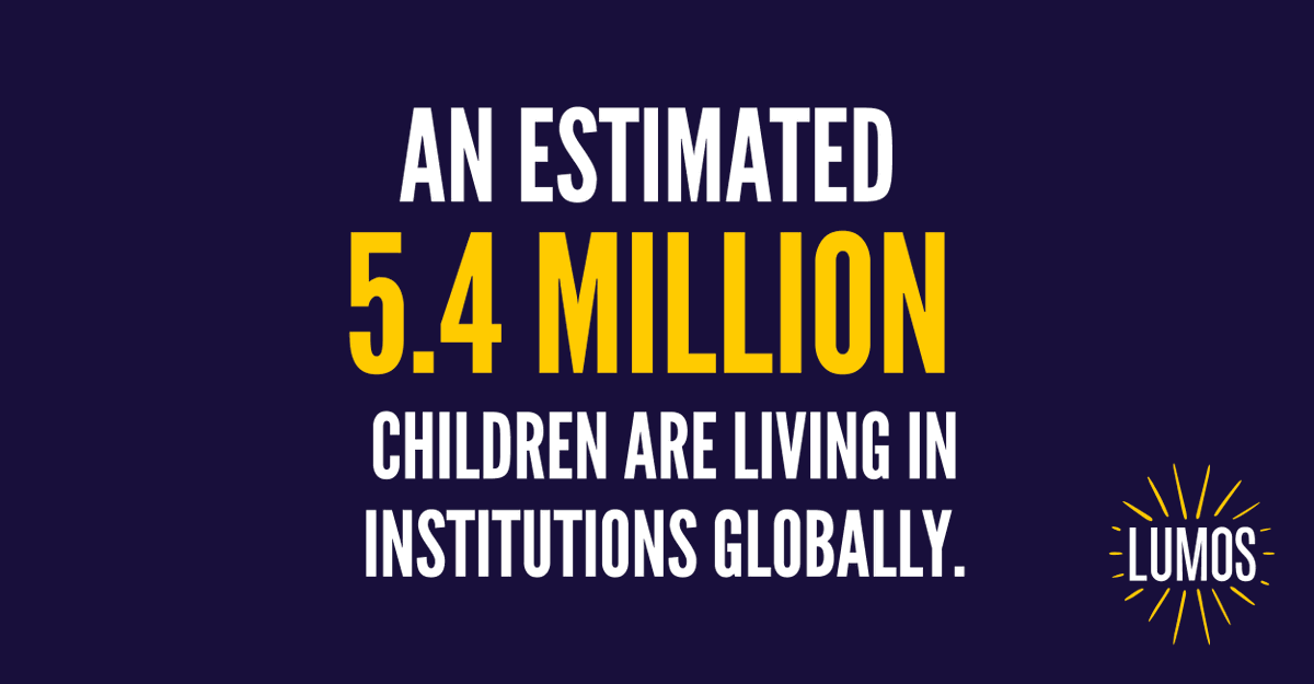The picture of how many children are living in institutions globally is characterised by uncertainty and major gaps in data, leaving many vulnerable children effectively invisible. Read more about the scale of the problem at > https://t.co/Q6sS49XwxK #foreverychildathome https://t.co/s8LhqN277G