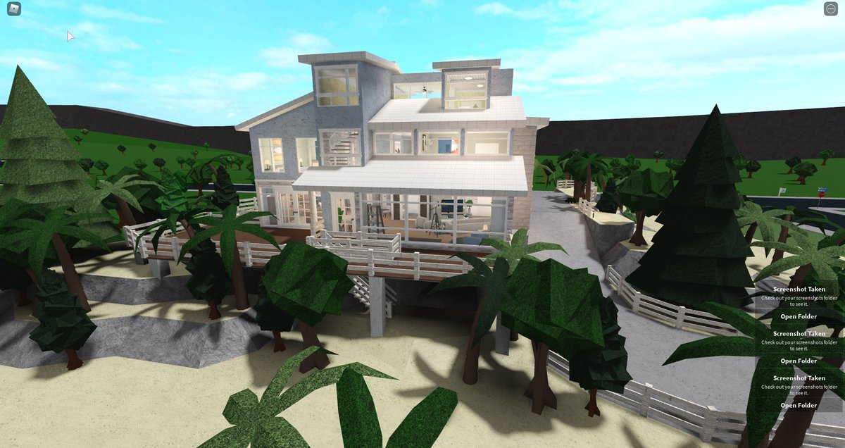 How To Make A House In Roblox Skyblock