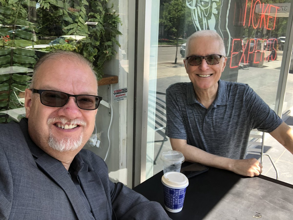 test Twitter Media - Great coffee this morning with MLA Nello Altomare. You may know Nello is the NDP Education critic. So, while we obviously don't agree on everything, I appreciate both his advice and his friendship. Politics should have differences. It doesn't need to have contempt. #MBPoli https://t.co/21SkF0mKja