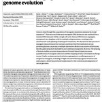 Image for the Tweet beginning: Just out in @nature one
